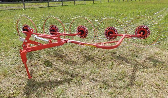 Грабли-ворошилки колесно-пальцевые 3.0м D-pol  (аналог Польша)