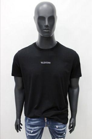 Tricouri Valentino Colecțiile Noi 2021 Bumbac 100%