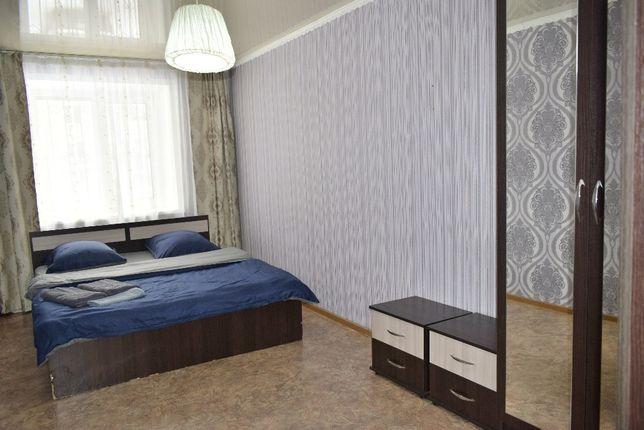 Квартира на сутки 2 комн. кв на Габдуллина 46а