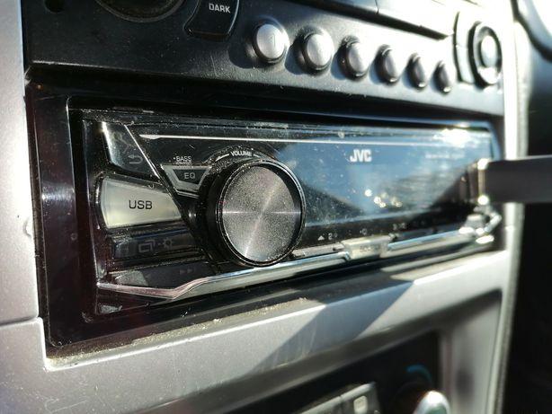 Player auto JVC KD-X141
