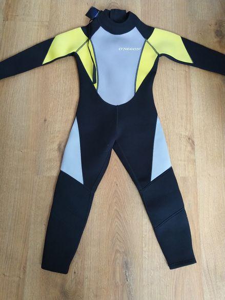 Неопренови костюми цял за водни спортове 122см7-8г