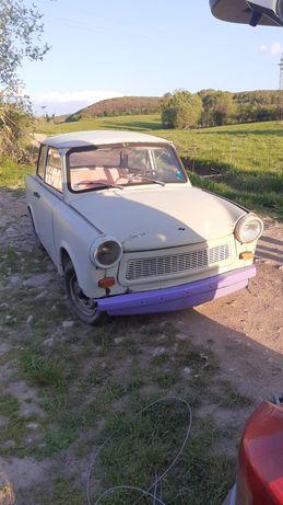 4 броя трабнт на части trabant 601