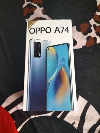 Продам Oppo A74 4/128gb