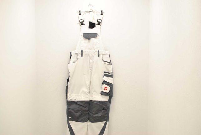 Engelbert Strauss pantalon cu pieptar  de lucru marimea 52 sau 36