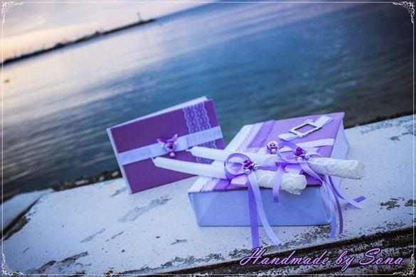 Бутиков сватбен комплект