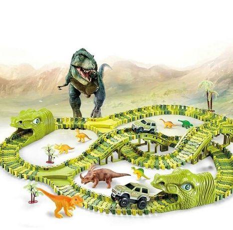 Дино парк . Динозавры