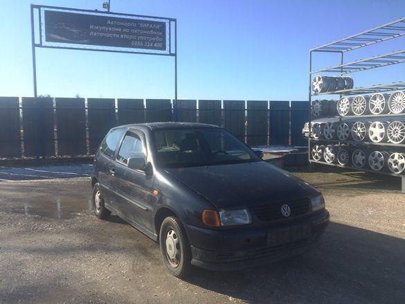 Volkswagen Polo 1.0 45к.с на части