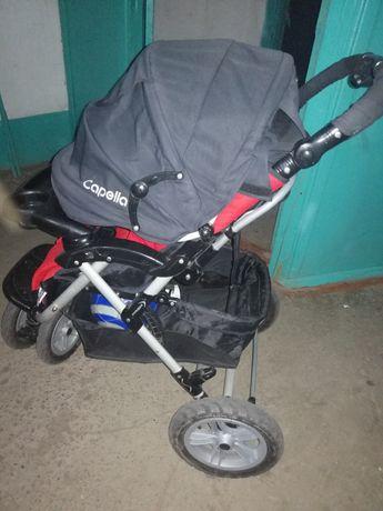 Продам коляску фирма Capella