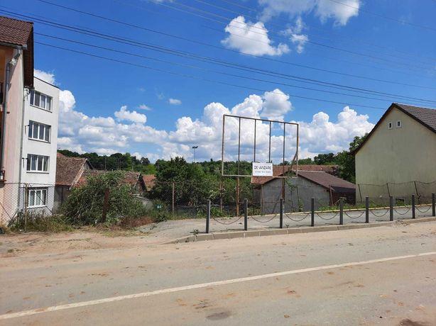 Teren 330mp la Ocna Sibiului, vis-a-vis de Strand
