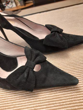 Sandale piele întoarsă_37-38