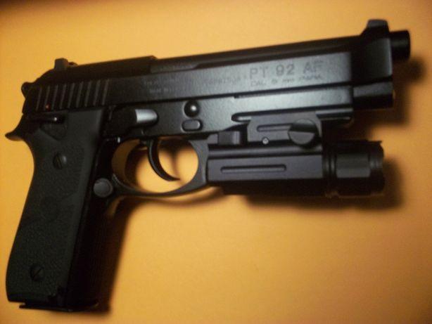 Pistol Modificat *PENTRU DISTRACTIE* Nou!! ~4j~ Airsoft Co2 Pusca Gaz