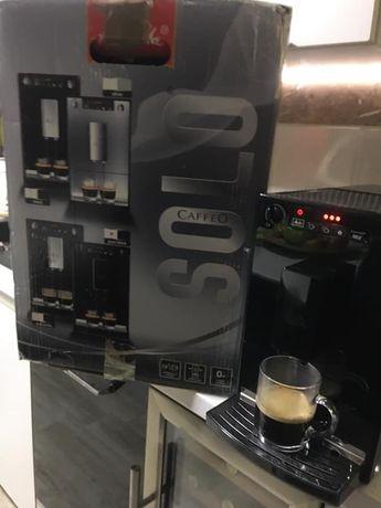 Expresor Melita Cu Cafea Boabe