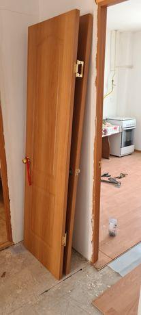 Ламинат, двери, шкаф