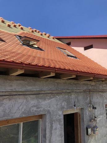 Construim reparam orice fel de acoperis