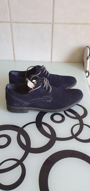 Pantofi piele-37