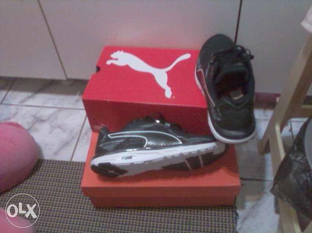 pantofi adidasi sport original la cutie puma