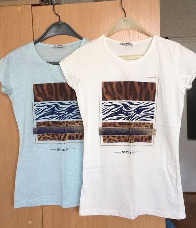 Дамски тениски - Нови! Размер M/L