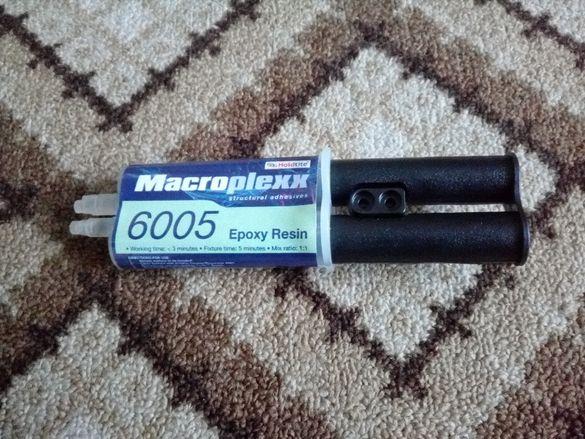 Продавам двукомпонентно лепило Holdtite Macroplexx 6005 Epoxy Resin