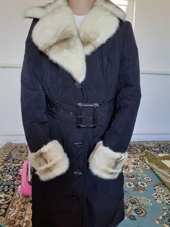 Куртка зимняя размер 42 44