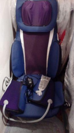 Продам кресло-массажер/ накидка вибромассажная