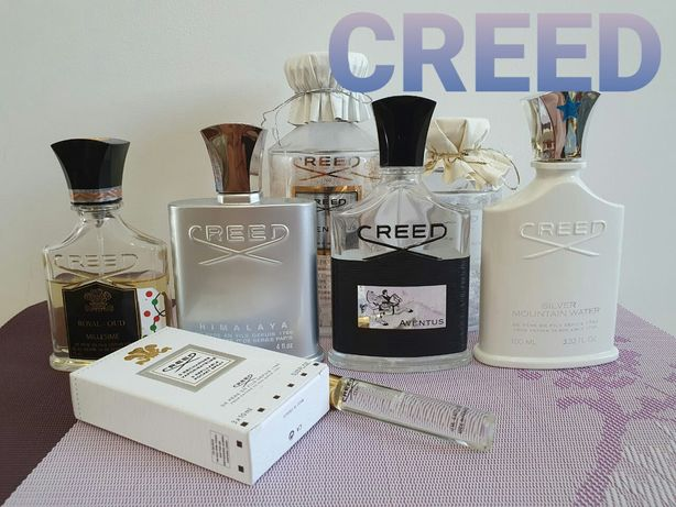 Amouage men, Creed, Tom Ford, Parfums de Marly, Nasomatto -на распив