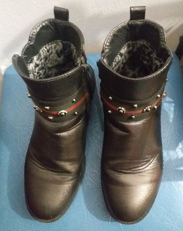 Ботинки осенние и туфли на девочку  36 размер
