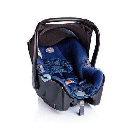 Scaun auto copii Bellelli Nanna Guri Blue Grupa 0+ (0-13 Kg)