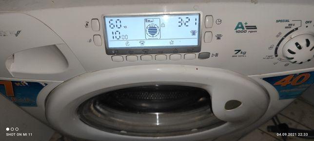 Продам стиральную машину Candy 7кг