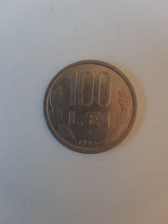 100 de lei moneda din 1994