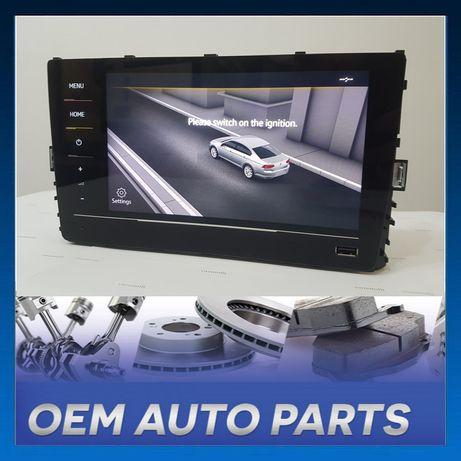 """NOU MIB2 VW CarPlay Navigatie Media VW Golf 7 Passat B8 MIB 2 8"""" inch"""