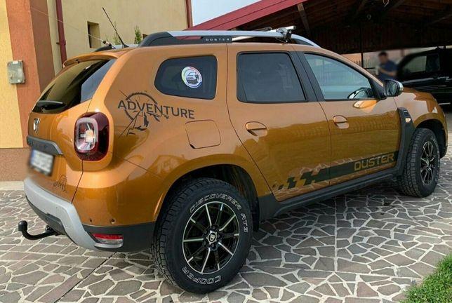 Set stickere Dacia Duster Adventure 2018-