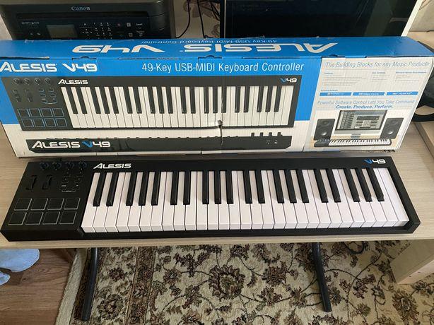MIDI клавиатура - Alesis V49
