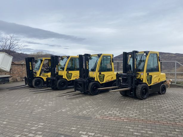 Stivuitor Hyster 3,5 tone