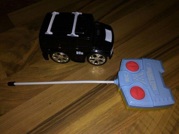 Кола с дистанционно