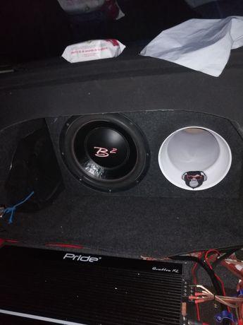 Subwoofer B2 audio 15 inch HN15 V3 1500 RMS