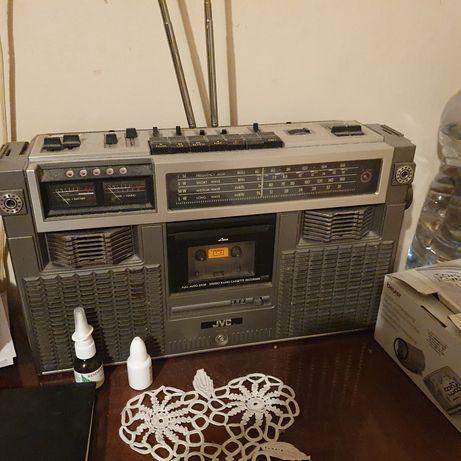 Radiocasetofon JVC