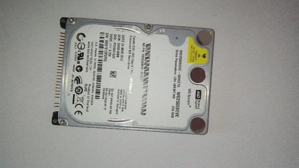 HDD western digital за лаптоп