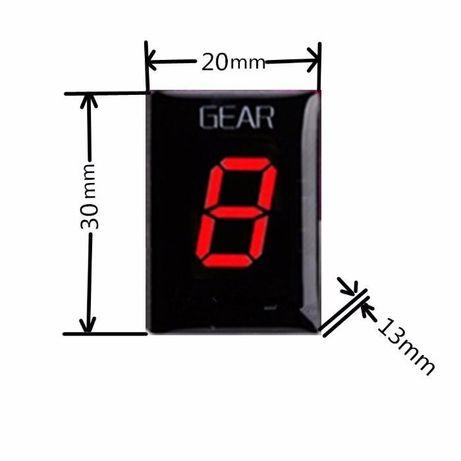 Индикатор скорости за мотори (Electric Fule Injection)