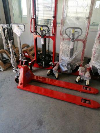 Transpalet manual / Liza manuala LUNGA 150cm / 180cm / 200cm - 2000kg