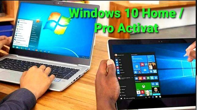 Instalez Windows 10 HOME / PRO Activat !
