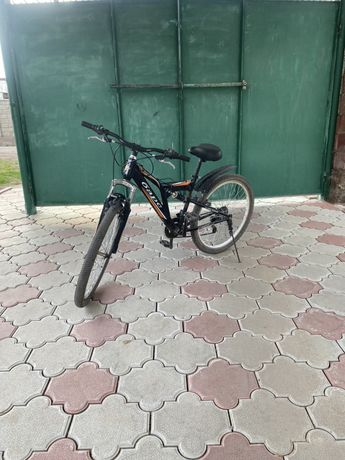 Продается велосипед. На активном ходу.