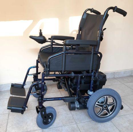 Акумулаторна инвалидна количка с джойстик + ГАРАНЦИЯ + ТРАНСПОРТ