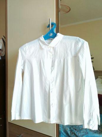 Рубашка, блузка для девочки 100% хлопок