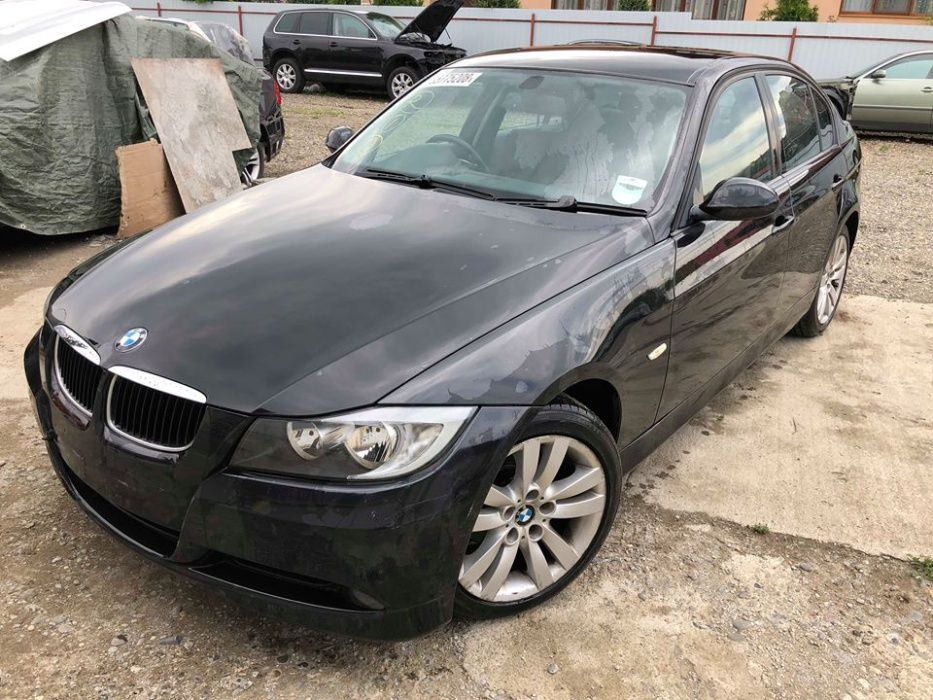 Dezmembram BMW E90 318D 122 cp 2.0 TDI 2006 Stejeris - imagine 1