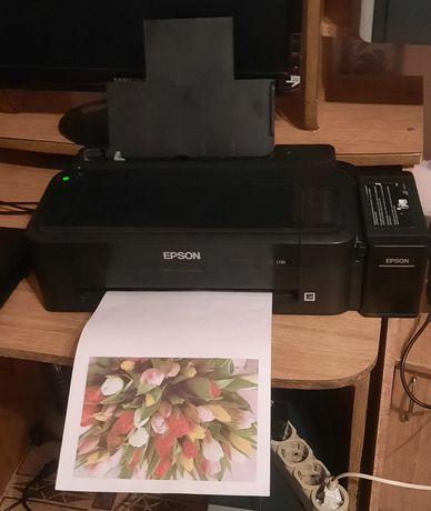 Продам цветной принтер L 132