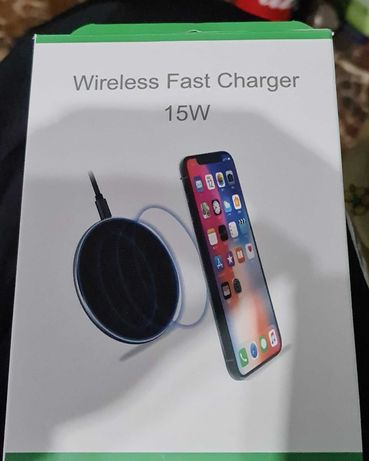 Wireless Fast Charger G1Y15-Nou