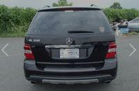 Mercedes ML 350 На Части!!!