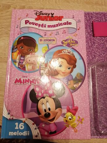 Povesti muzicale Disney