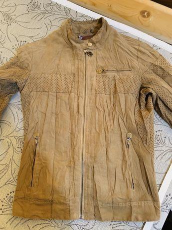 Велурено яке М размер, дамско