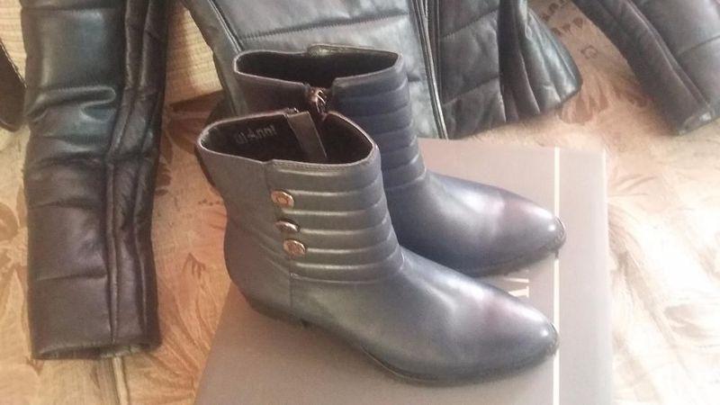 Обувки GiAnni 37 номер гр. Костенец - image 1